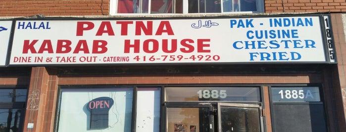 Patna Kebab House is one of Halal Restaurants.