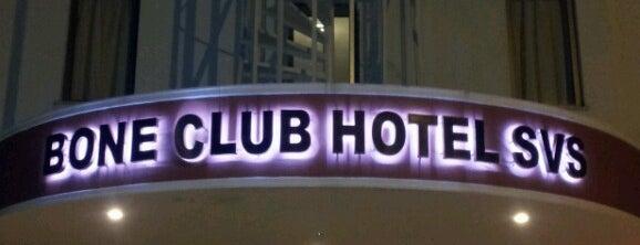 Bone Club Hotel SVS is one of Turkiye Hotels.