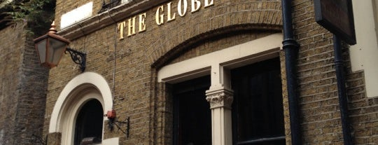 The Globe Tavern is one of London Pint.