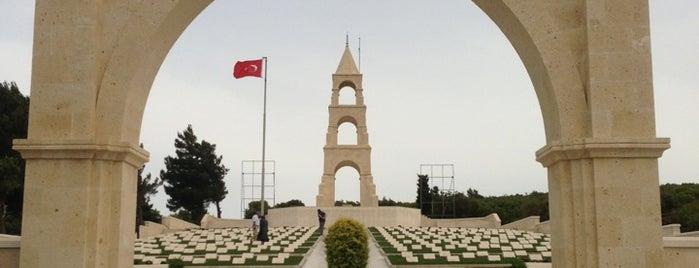 57. Piyade Alayı Şehitliği is one of Canakkale.