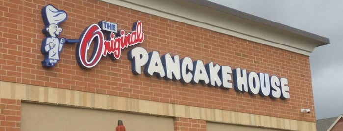 Original Pancake House is one of Restaurants To-Do.