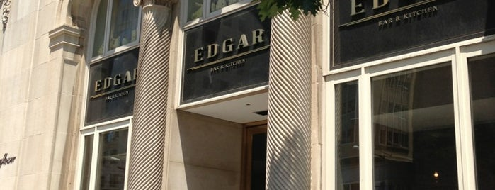 Edgar Bar and Kitchen is one of Washington DC.