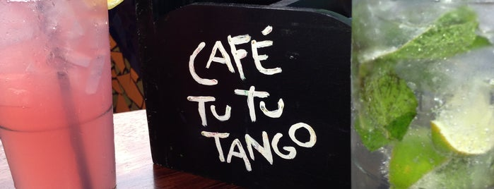 Café Tu Tu Tango is one of Dining in Orlando, Florida.