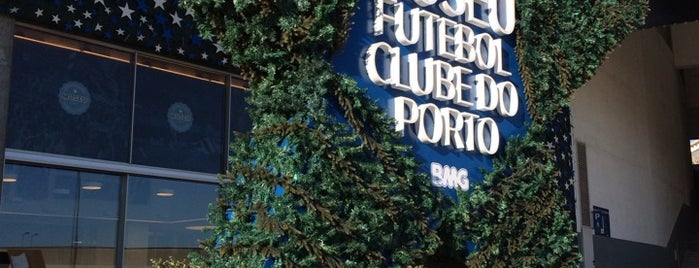 Museu FC Porto / FC Porto Museum is one of Cidade do Porto.