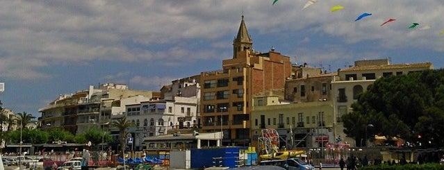 Palamós is one of Mai en Barcelona.