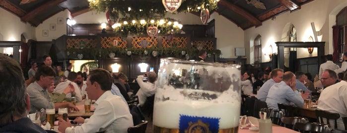 Augustiner-Keller is one of Restaurants in München.