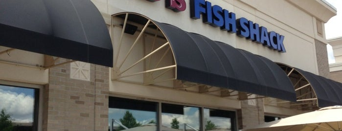 Ford's Fish Shack South Riding is one of Must-visit Food in Chantilly.