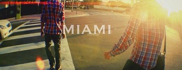 The Broken Shaker is one of Miami.