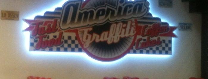America Graffiti is one of Attiさんの保存済みスポット.