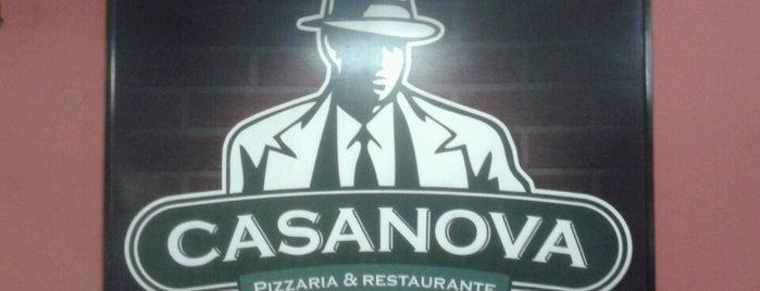 Casanova Pizzaria e Restaurante is one of Esfiha/Pizza.