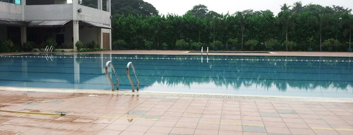 Kinta Swimming Club is one of Swimmer Badges.