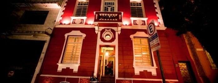 Forneria Maia is one of restaurantes São Paulo.