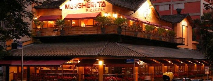 Margherita Pizzeria is one of #gordasemvergonha.