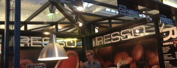 Resso is one of Copenhagen.