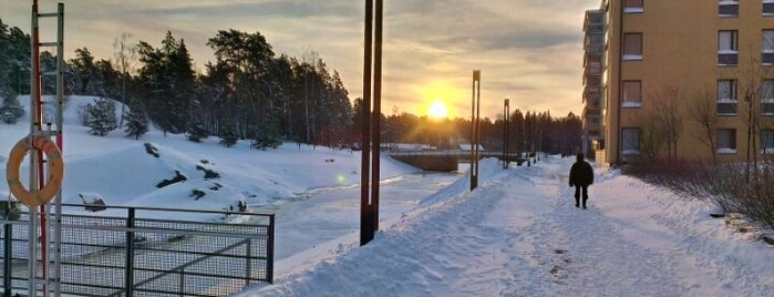 Uutelan Kanava is one of Places to visit in Finland.