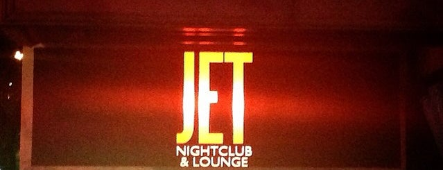 JET Nighclub & Lounge is one of Auckland To-Do List.
