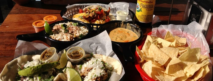 Torchy's Tacos is one of The 15 Best Places for a Queso in Houston.