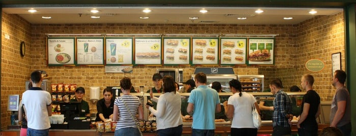 Subway is one of All-time favorites in Argentina.