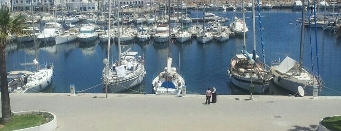 La Marina is one of plages.