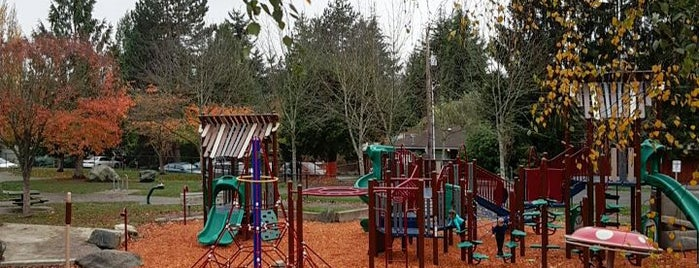 Cedar Park is one of Seattle's 400+ Parks [Part 1].