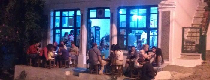 Orhan Karatay Kahvesi is one of Restaurants.
