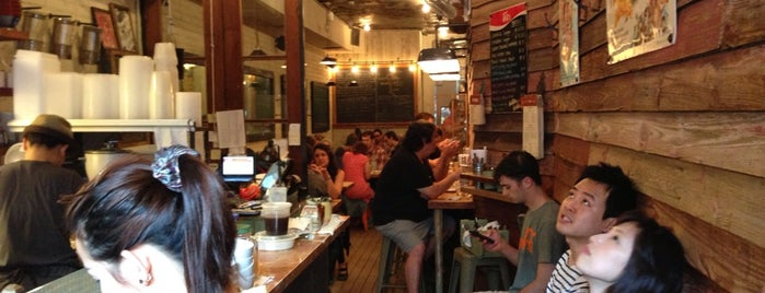 Pure Thai Cookhouse is one of Eat NYC.