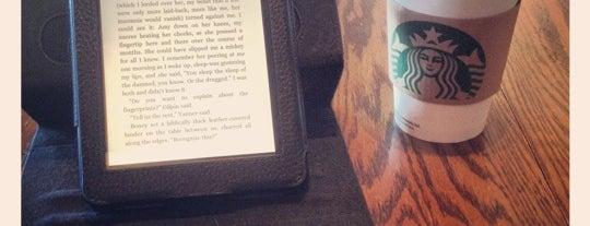 Starbucks is one of places to go in bridgeport.
