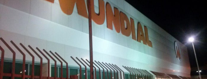 Supermercados Mundial is one of Zona Oeste - Outros.
