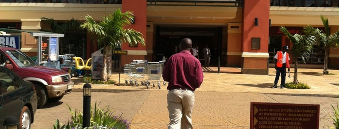 Galleria Shopping Mall is one of Visited places.