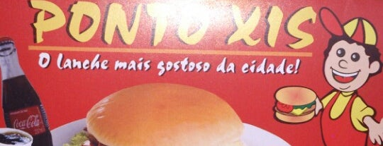Ponto Xis is one of Burgers in Porto Alegre.