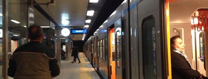 Bayrampaşa - Maltepe Metro İstasyonu is one of M1A / M1B - Metro İstasyonları.
