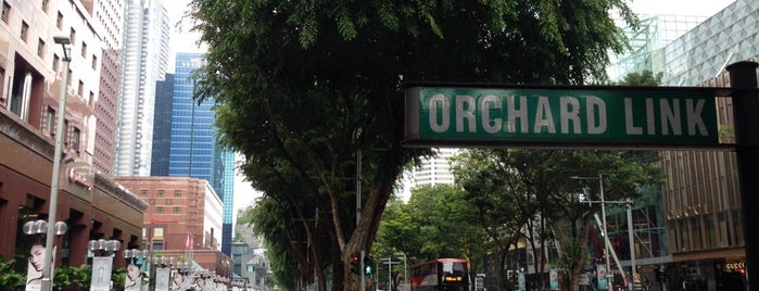 Orchard Link is one of Sehenswertes.