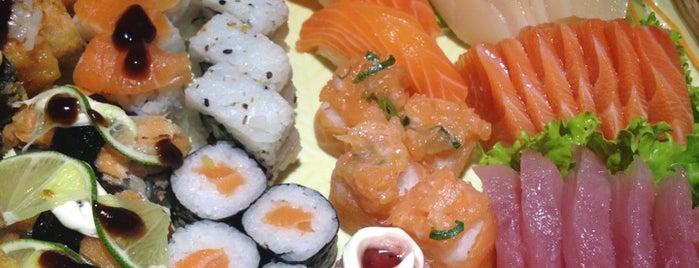 Asami Sushi is one of Gula.