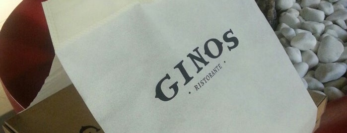 Ginos is one of Restaurantes en España.