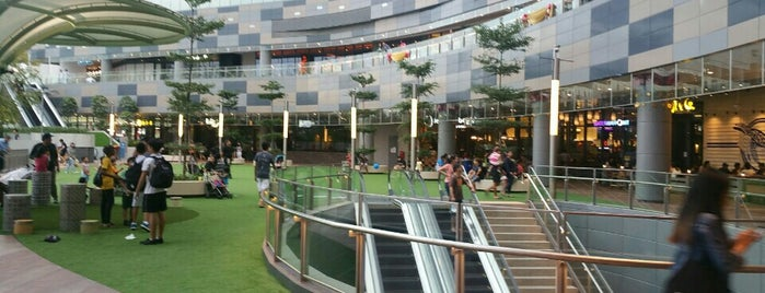 Waterway Point is one of Retail Therapy Prescriptions SG.