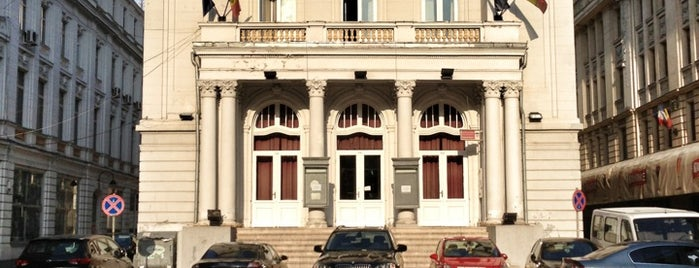 Teatrul Odeon is one of Guide to Bucharest's best spots.