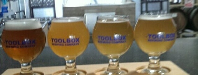 Toolbox Brewing Co. is one of SD Breweries.