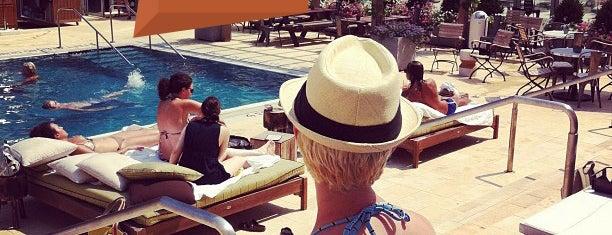 McCarren Hotel & Pool is one of #BKLOVESuberX.