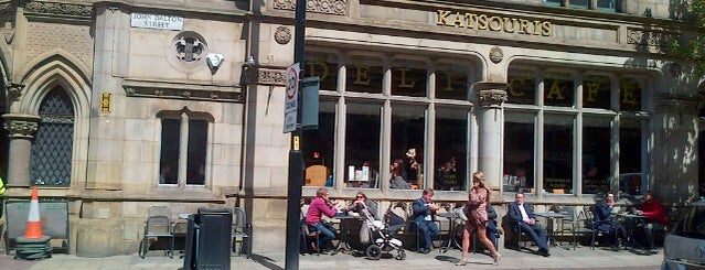 best eateries in manchester
