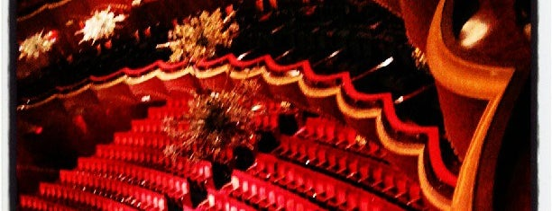 Metropolitan Opera is one of ★ [ New York ] ★.