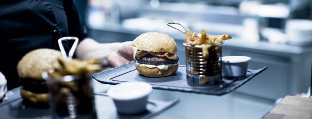 Burger Bar is one of Oslo.