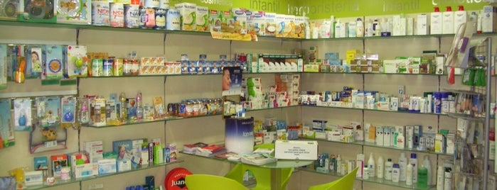 Farmacia DOLORES GOMEZ ROAN is one of Gente buena y buena gente.