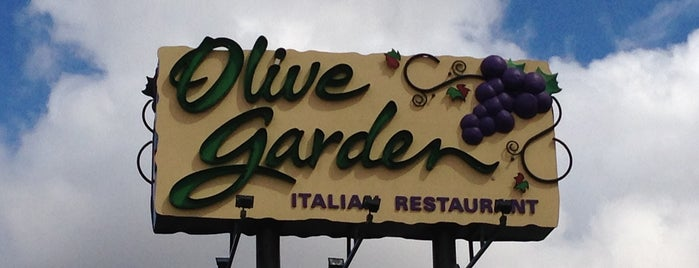 Lovals Olive garden italian restaurant dallas tx