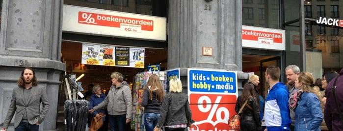 Boekenvoordeel is one of Antwerpen.