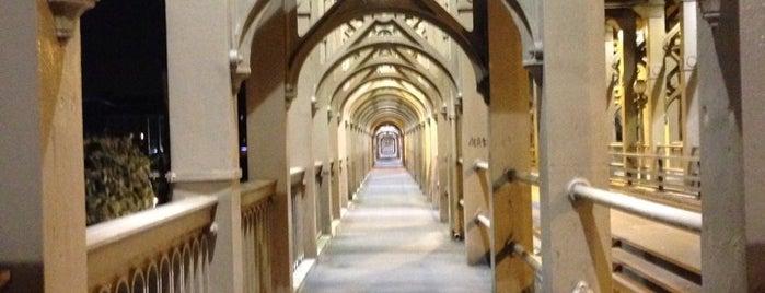 High Level Bridge is one of Newcastle upon Tyne.