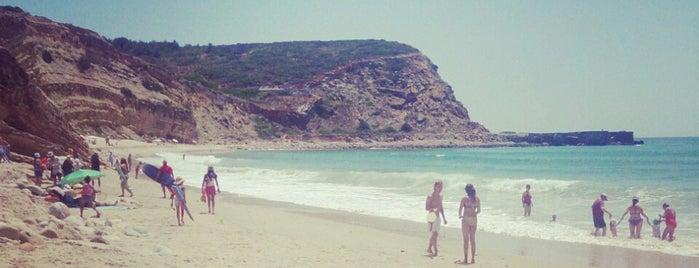 Praia de Cabanas Velhas is one of sport & beach.