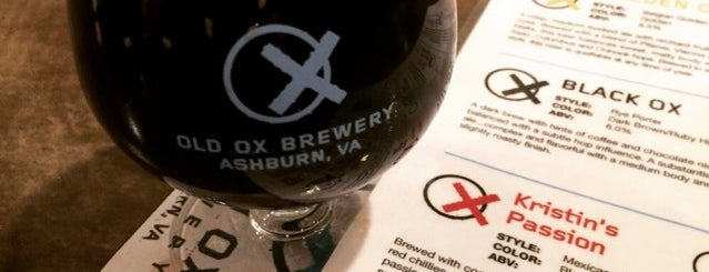 Old Ox Brewery is one of Drink!.