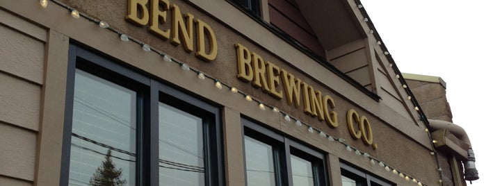 Bend Brewing Company is one of Lunch & Dinner.