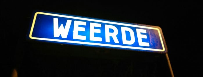 Station Weerde is one of Bijna alle treinstations in Vlaanderen.
