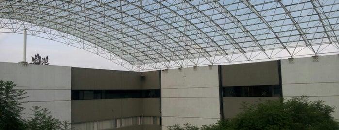 UAM Xochimilco is one of Ciudad de México :: Universidades.